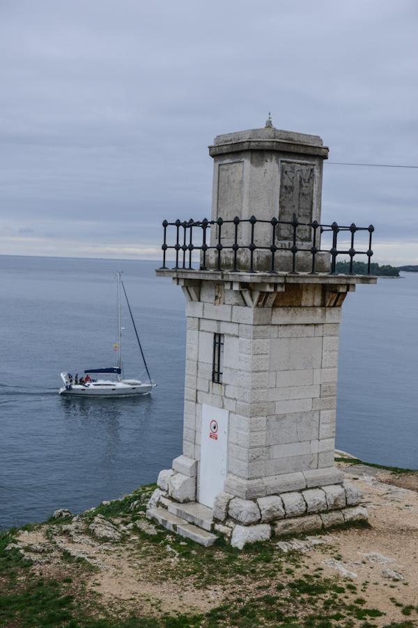 Chorwacja, Rovinj, latarnia morska