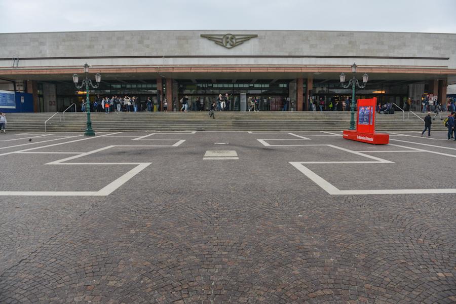 Wenecja- Włochy / Venice- Italy dworzec