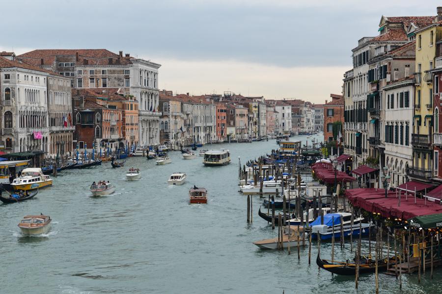 Wenecja- Włochy / Venice- Italy Grand Canale