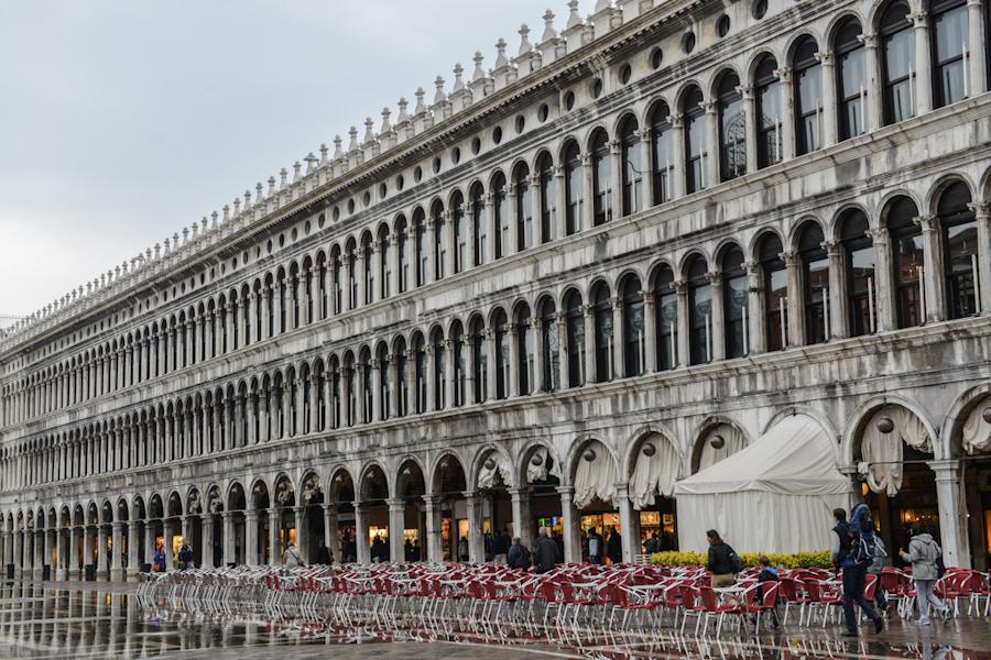 Wenecja- Włochy / Venice- Italy pl.św. Marka
