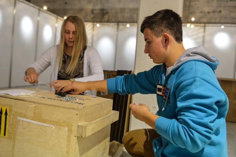 5. FotoArtFestival 2013, Bielsko-Biała, przygotowania