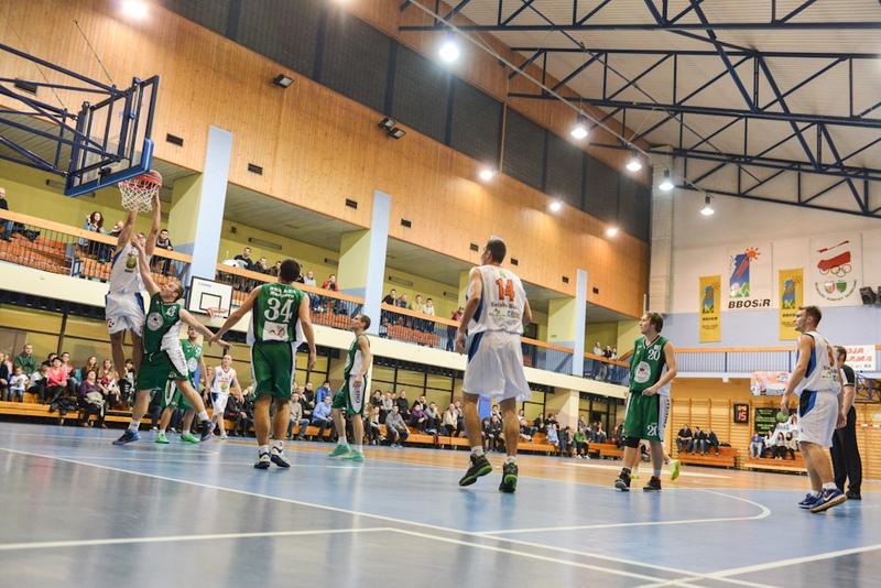 Mecze koszykówki odbywają się naHali Victorii wBielsku-Białej naul. Bratków
