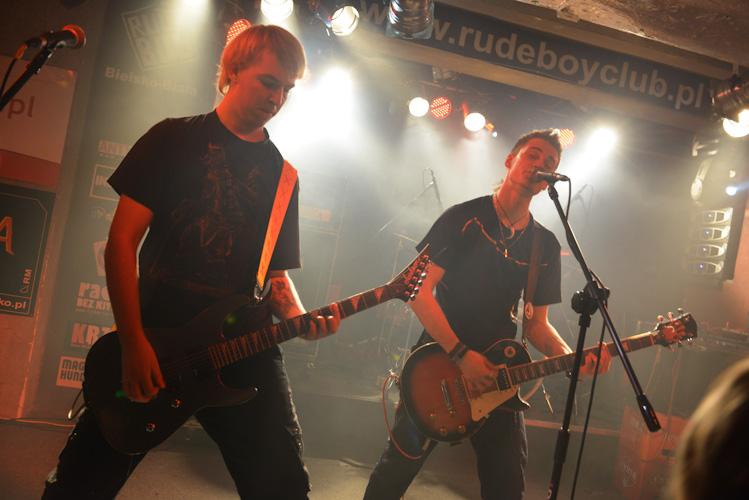 Koncert zespołu Codegen w Bielsku-Białej