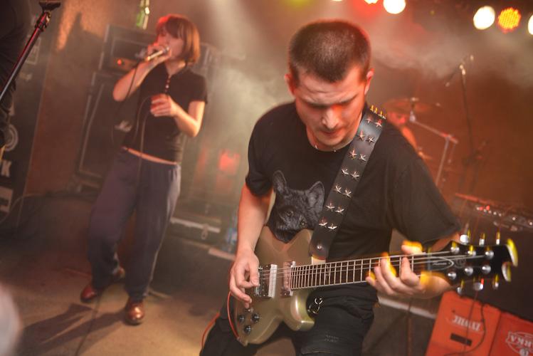 Koncert zespołu Plagiat 199 w Bielsku-Białej