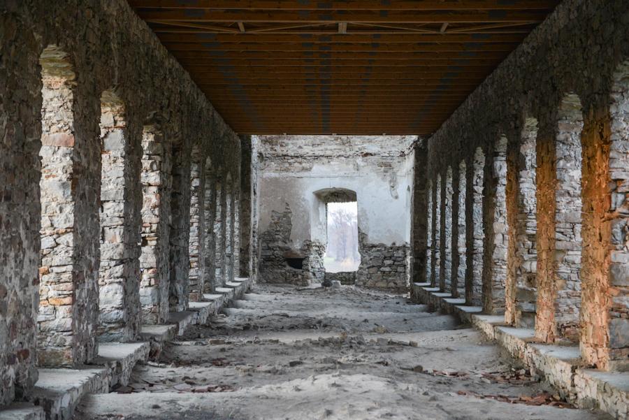 Sala, Zamek Krzyżtopór