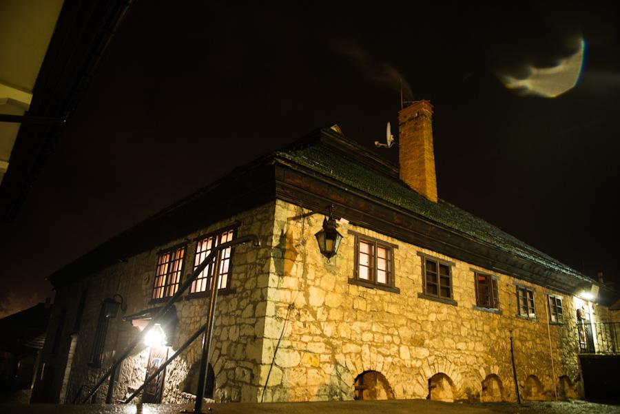 Kazimierz Dolny, synagoga