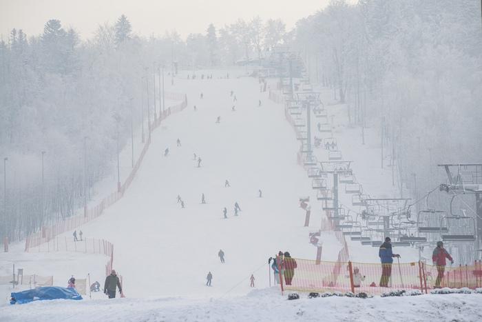 Ośrodek narciarski Dębowiec Bielsko-Biała