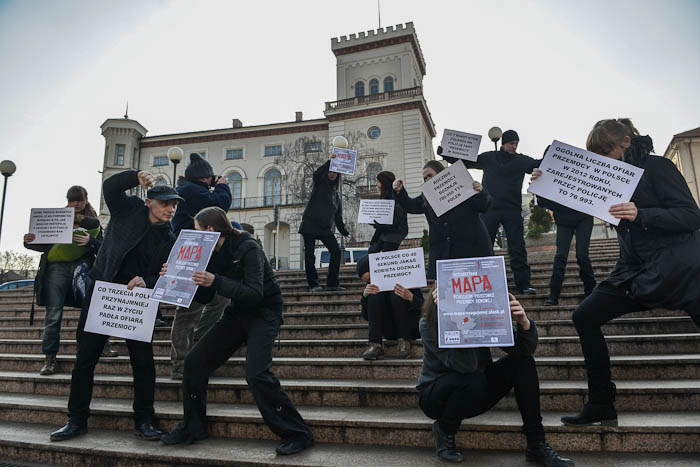 Akcja społeczna wBielsku-Białej