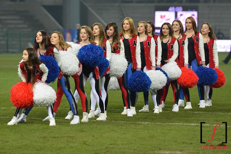 Cheerleaderki TS Podbeskidzie Bielsko-Biała