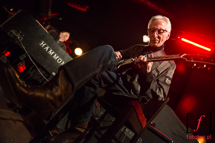 Pat Martino Trio in Poland, concert photography