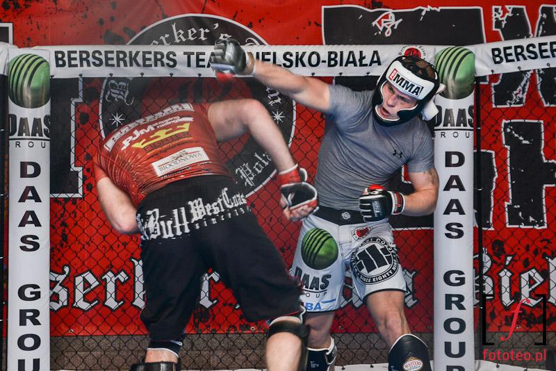 Trening MMA, Bielsko-Biała, Śląsk