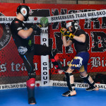 Marcin Held iBerserkers Team Bielsko-Biała: fotografie ztreningu MMA