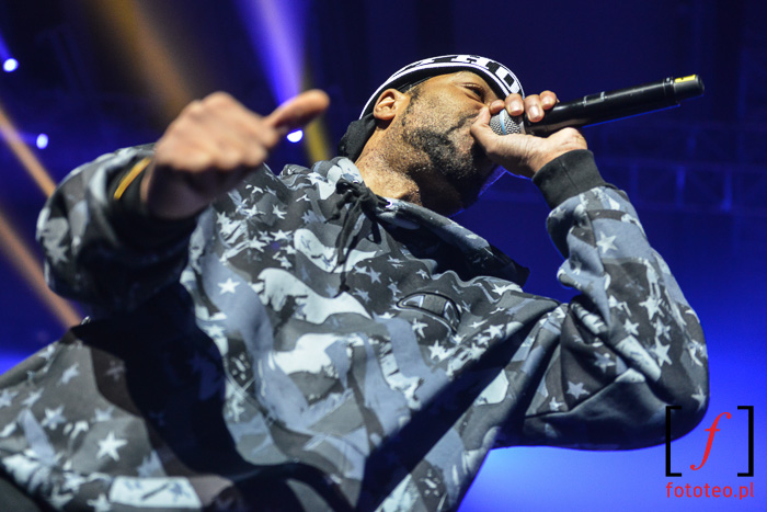Method Man in Europe