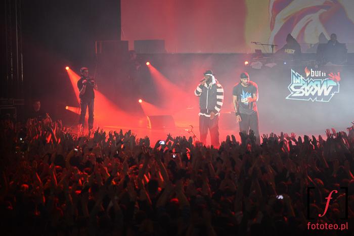 Fotografia koncertowa: Method Man i Redman w Polsce, Bielsko-Biała