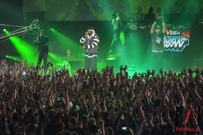 Method Man & Redman in Poland