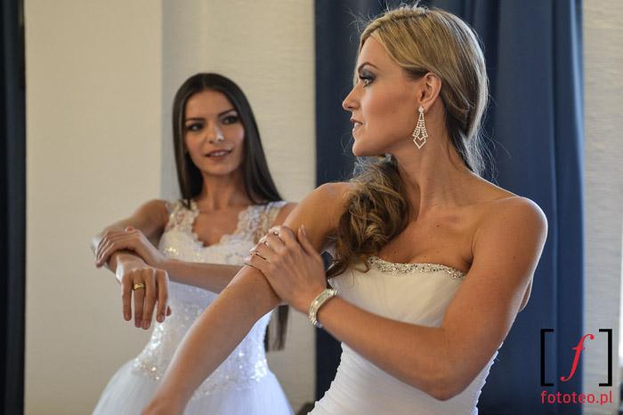 Mrs. Poland 2014 kandydatki w sukniach ślubnych