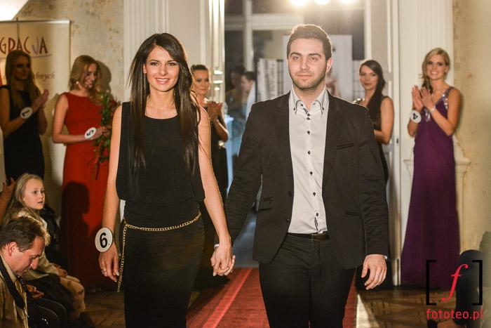 Mrs. Poland Internetu 2014 Justyna Kwak z mężem
