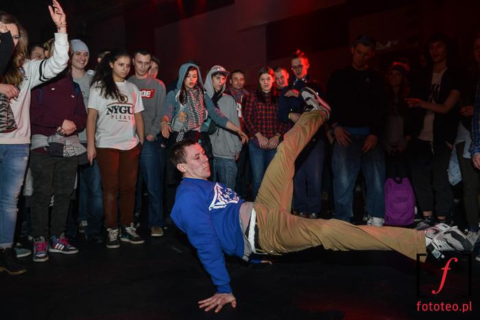 Break dance w Bielsku-Białej