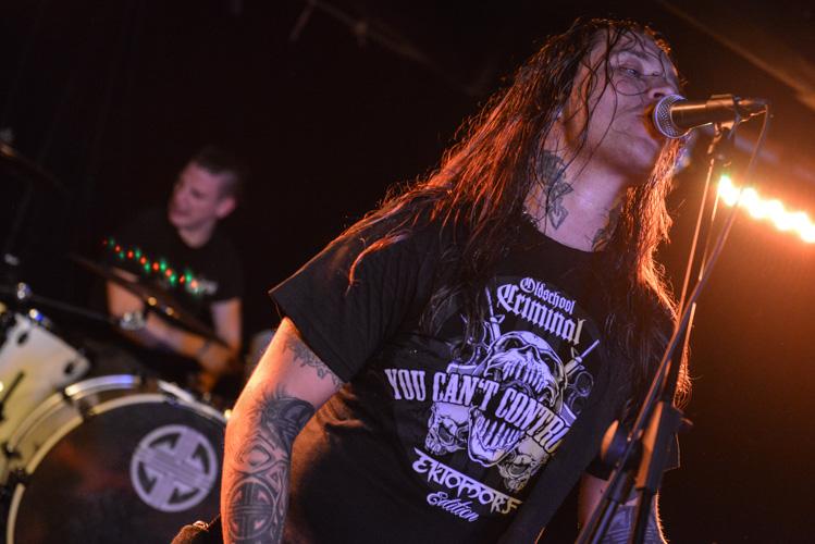 Ektomorf vocalist