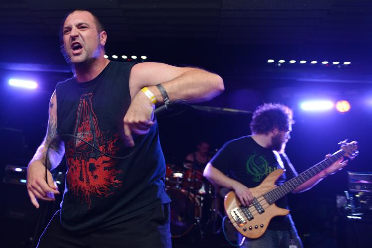 Vengince metal band