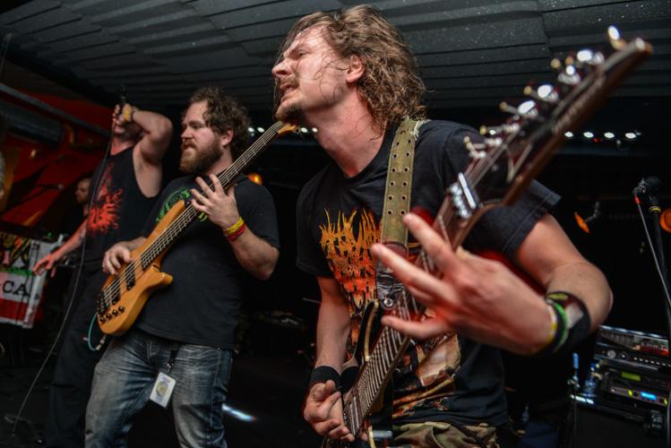 Vengince band in Czech Republic