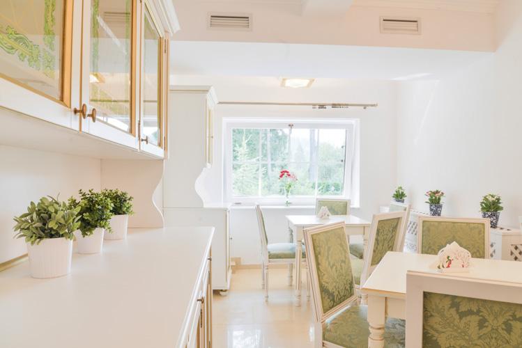 Interior photography- restaurant, Wisla, Poland