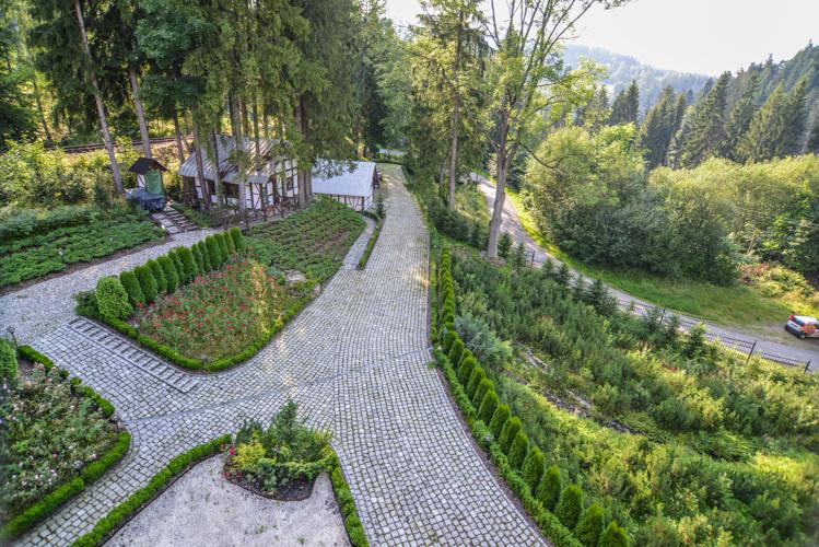 Fotografia ogrodów