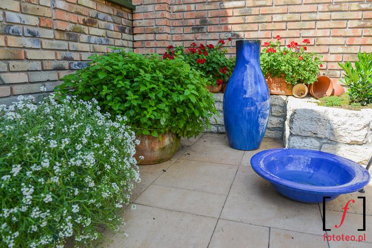 Ogród w stylu włoskim