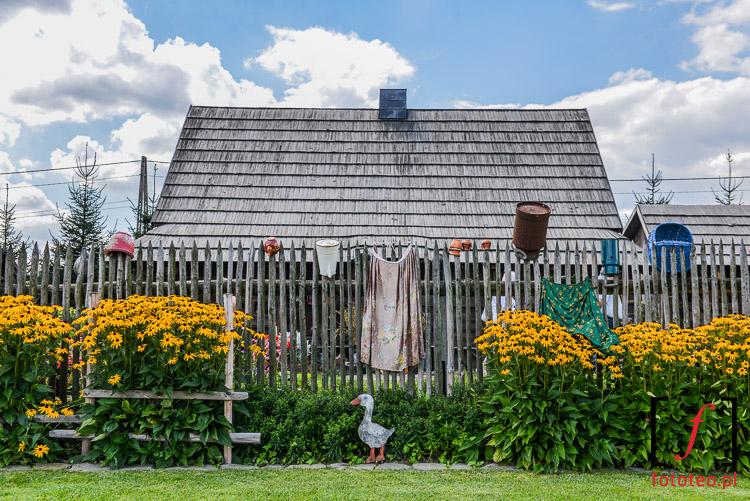 Domek wiejski fotografia budynków