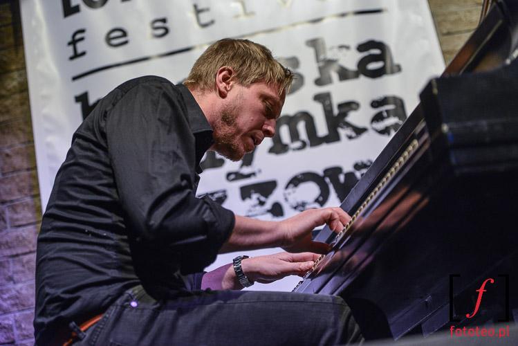Tingvall Trio jazz band, Martin Tingvall