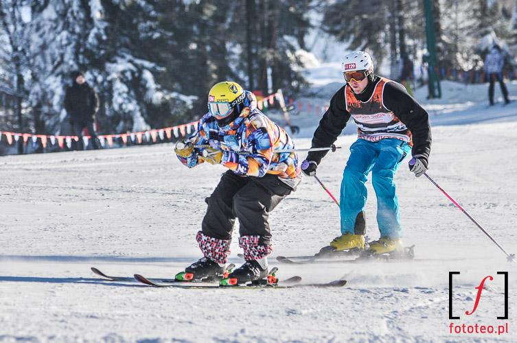 ski challenge photography