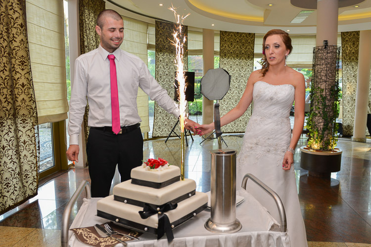 Tort na weselu Bielsko