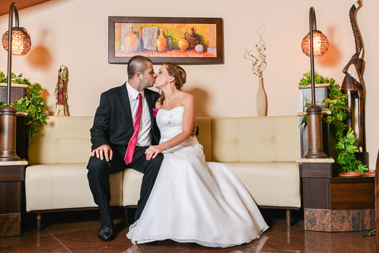 Slub i wesele w hotelu Sahara
