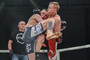 52. Gala MMA. fotografia sportowa, sporty walki