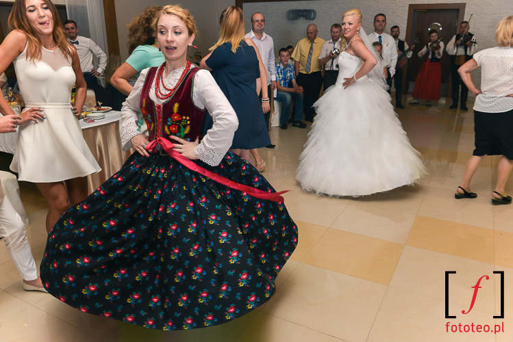 Tance goralskie wesele