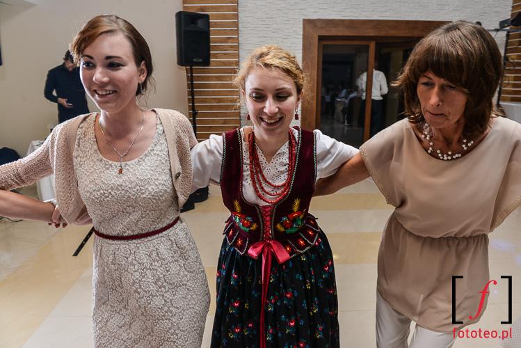 wesele goralskie tance