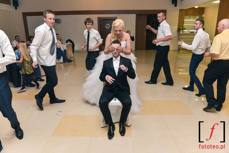 Ozcepiny na weselu