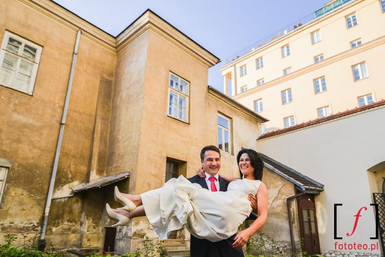 Slub i wesele w Krakowie