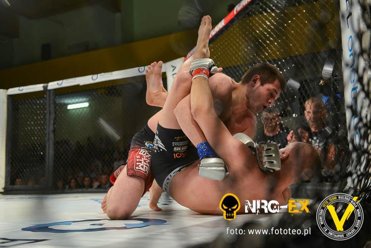 Walka MMA: Sebastian Krzaczynski vs Hubert Szupiluk