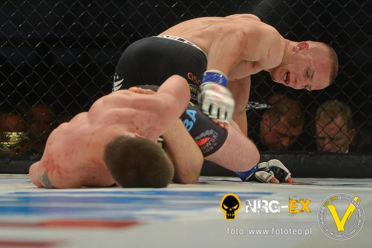 Walka MMA: Bartłomiej Faruga vs Adrian Pacholczyk
