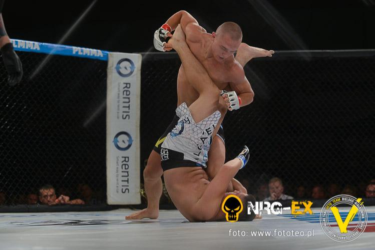 Walka MMA: Paweł Żyglinski vs Adrian Błoński