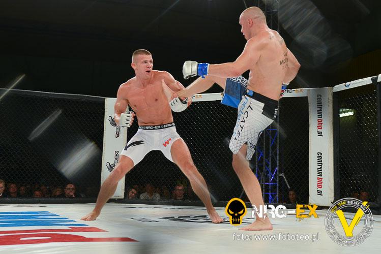 Walka MMA: Robert Bryczek vs Łukasz Witosa