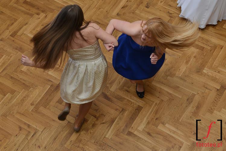 Tance weselne