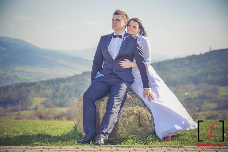 Fotografia ślubna Radziechowy koło Żywca