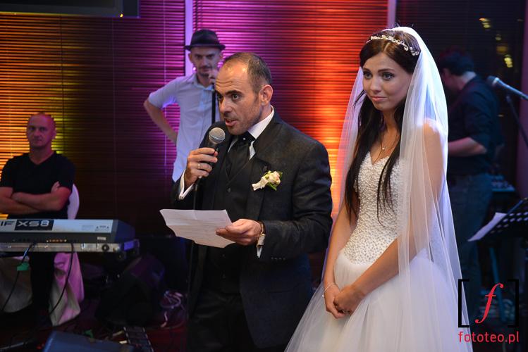 Podziekowania wesele Krakow