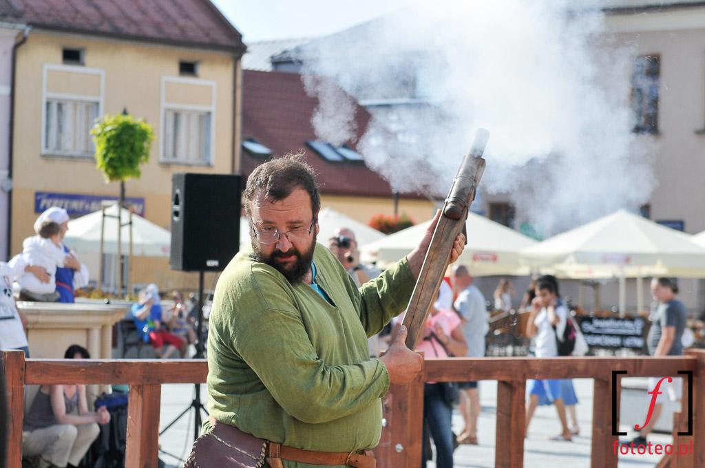 Fotograf Zywiec: ITurniej Rycerski oSkarb Skrzynskich