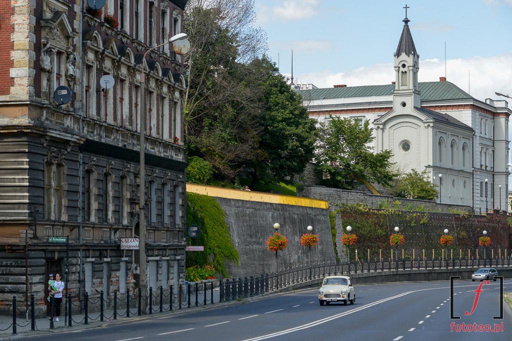 Fotograf Bielsko Biala: mury zamku