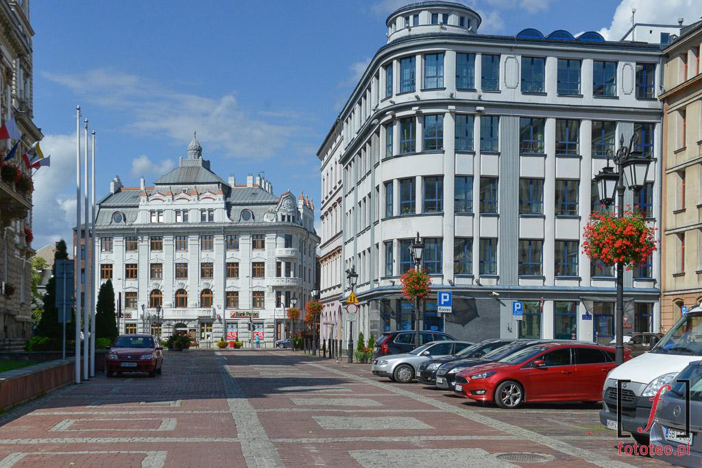 Fotograf Bielsko Biala: pl.Ratuszowy